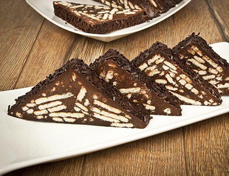 Malzemesi Az Lezzeti Çok Mozaik Pasta Tarifi
