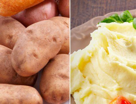 Patates Püresi Eşliğinde Et Sote