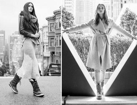 Sorel Sonbahar-Kış 2017 Kadın Çizme ve Bot Modelleri
