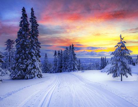 İçinizde Seyahat Aşkını Uyandıracak 6 Kayak Merkezi