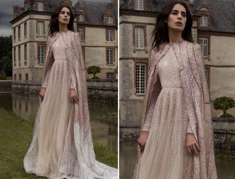 Tesettür Abiye Elbise Modelleri 2017