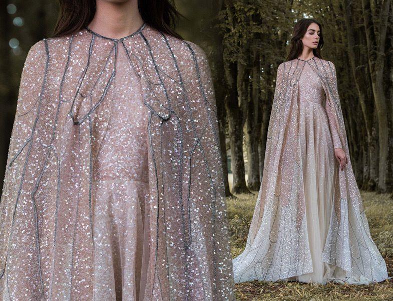 53ad176c9bf24 2017 Kış Davetlerine Özel Tesettür Abiye Elbise Modelleri