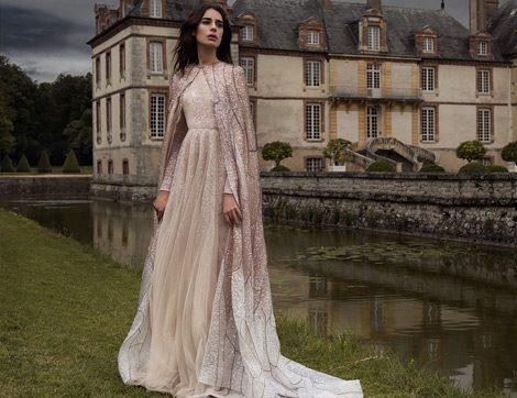 2017 Kış Davetlerine Özel Tesettür Abiye Elbise Modelleri