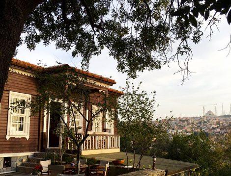 Çengelköy'de Osmanlı Rüzgarları Estiren Nilhan Sultan Köşkü