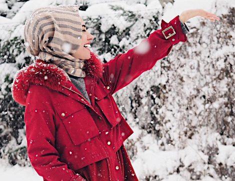Kış Tatili için 5 Stil Önerisi