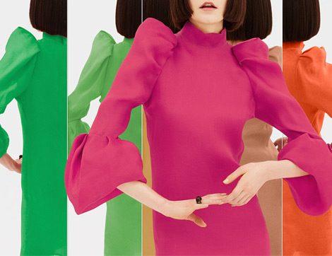 2017'nin 10 Moda Rengiyle 10 Farklı Tesettür Kombin