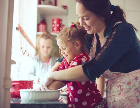Yarıyıl Tatilinde Formunu Korumak İsteyen Annelere 6 Öneri