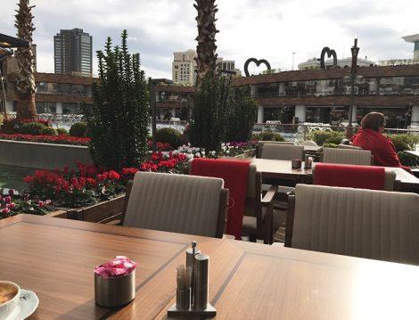 Ataşehir'in Keyifli 5 Mekanı