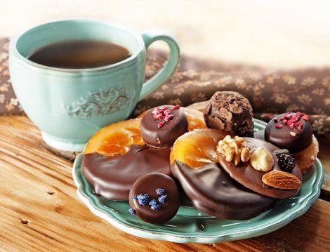 Bayramda İkram Edeceğiniz Çikolatayı Evde Kendiniz Yapın