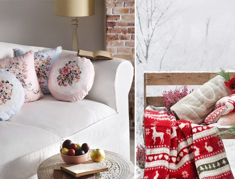 Evinize Mutlu ve Sıcak Bir Kış Stili