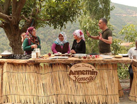 Geleneksel Türk Mutfağı Ekranlardan Evlere Taşınıyor