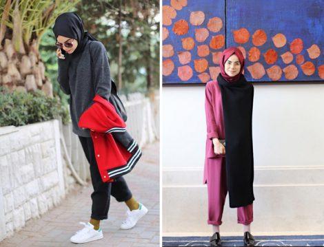 Genç ve Spor Tesettür Giyim Markaları