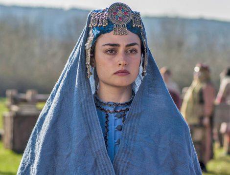Halime Sultan Kıyafetleri Diriliş Ertuğrul Dizisi