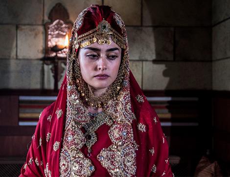 Diriliş Ertuğrul Dizisinin Güçlü Kadın Karakteri Halime Sultan'dan Stil İlhamı