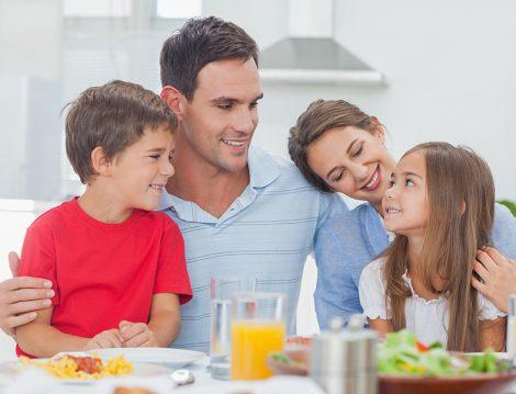 Karne Tatili Eşittir Aile İçin Yakınlaşma Vakti