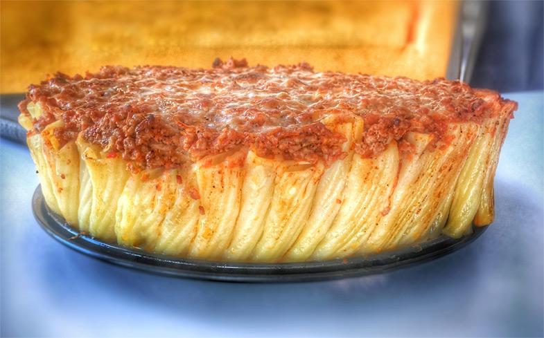 Pasta Görünümlü Makarna Tarifi
