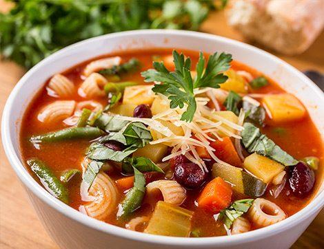 Bildiğiniz Sebze Çorbalarının Dışında 2 Güzel Çorba Tarifi