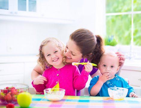 Çocukların Sağlıklı Gelişimi Sütü Doğru Tüketmeleriyle Mümkün