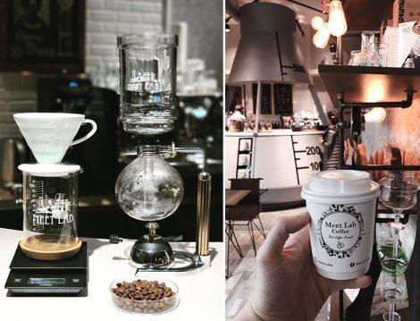 Üçüncü Dalga Kahvecilerden Biri Meet Lab Coffee