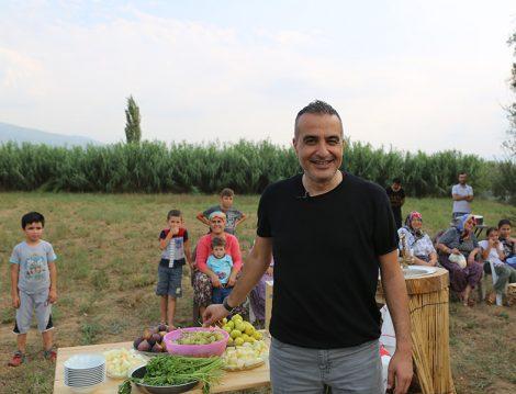 'Bekir Develi ile Annemin Yemeği' TRT1 Ekranında!