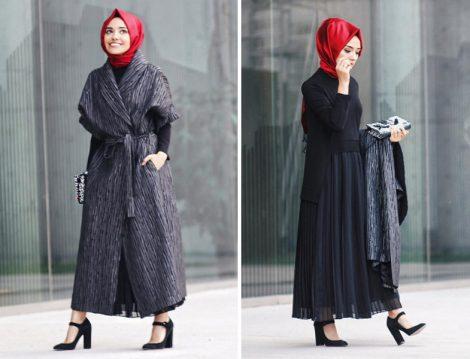 Baqa Tesettür Giyim Modelleri 2017