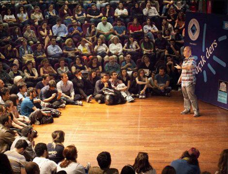 Boğaziçi Üniversitesi'nin 'Açık Ders' Seminer Dizisini Internette