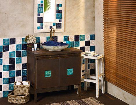 Mutfak ve Banyolarda Ahşapla Seramiğin Mükemmel Uyumunu Yakalayın