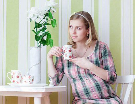Hamilelik Döneminde İçilmesi Risk Taşıyan Bitki Çayları