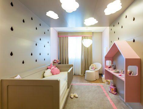 Hayal Gücüyle Kurgulanmış Çocuk Odaları