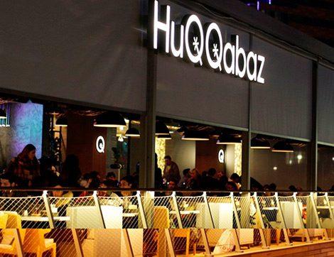 Huqqabaz'ın Sihirli Lezzetleriyle Hayal Ettiğin Yerde Ol…