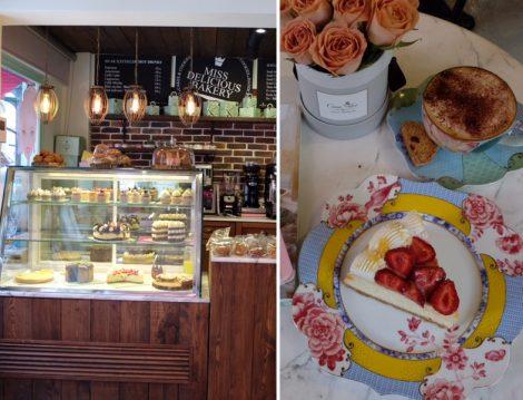 Lezzetli Tatlıların Arnavutköy'deki Adresi Miss Delicious Bakery