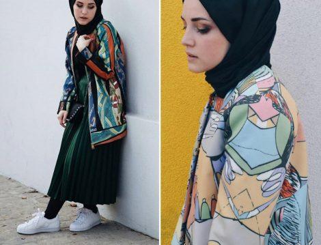 Merve Hifa Giyim Stili 2017