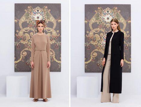 Mimya Tesettür Giyim Modelleri 2017