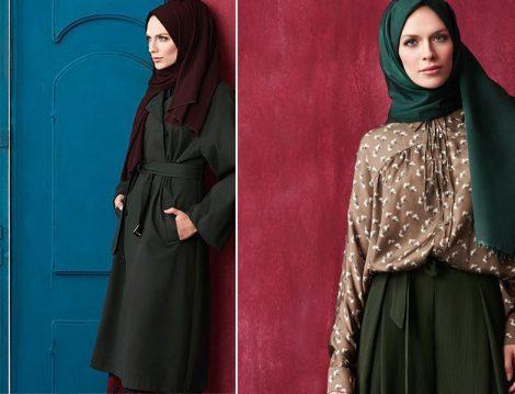 Tekbir Tesettür Giyim Modelleri 2017