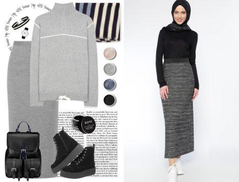 Tesettür Giyim Stil Önerileri 2017