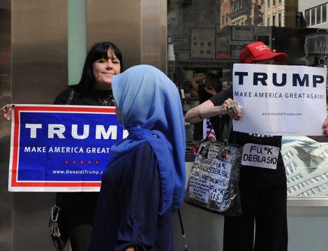 Trump'ın Müslümanlara Reva Gördüğü Yasak