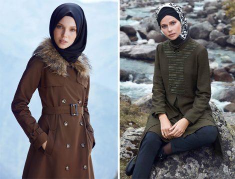 Tuğba & Venn Tesettür Giyim Modelleri 2017
