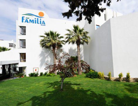 Çeşme Muhafazakar Oteller Club Familia