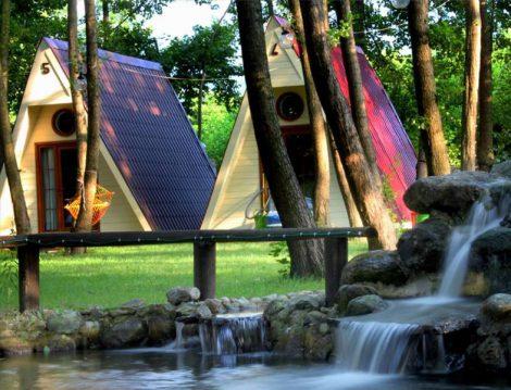 İstanbul'a Yakın Doğayla İç İçe Alkolsüz Butik Oteller