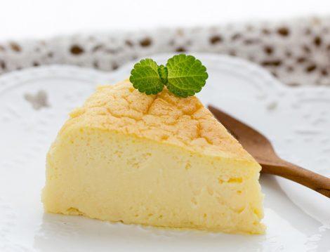 3 Malzeme ile Yumuşacık Cheesecake Tarifi