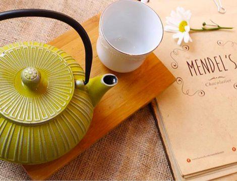 Akaretler'de Kahve ve Çikolata için Mendel's Coffee & Chocolatier