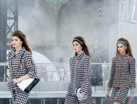 Chanel 2017-18 Sonbahar Kış Koleksiyonu