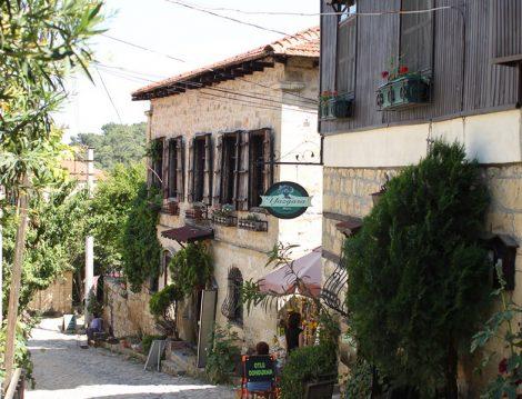 Türkiye'nin Oksijen Mabedi Altınoluk Yeşilyurt Köyü