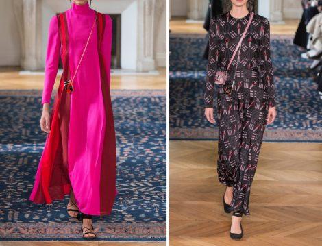 Valentino 2017 İlkbahar Yaz Uzun Elbise Modelleri