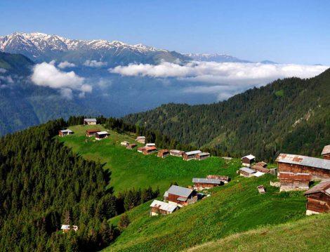 Alkolsüz Dağ Evleri Goboca Dağ Evi