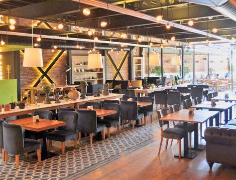 Alkolsüz Mekanlar İstanbul Çengelköy Boon Cafe Restaurant