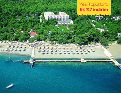 Kemer'in İncisi Azra Resort Otel'de %7 İndirimli Tatil Fırsatı!