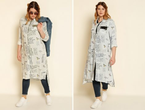 Büyük Beden Giyimin Genç Markası Alia, Alışveriş Sitemizde