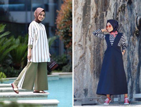 Basic Love 2017 Tesettür Giyim Modelleri