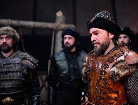 Ertuğrul'un Oyunu Karşısında Vasilius Ne Yapacak